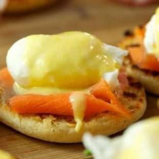 Berkeley Catering Eggs Benedict