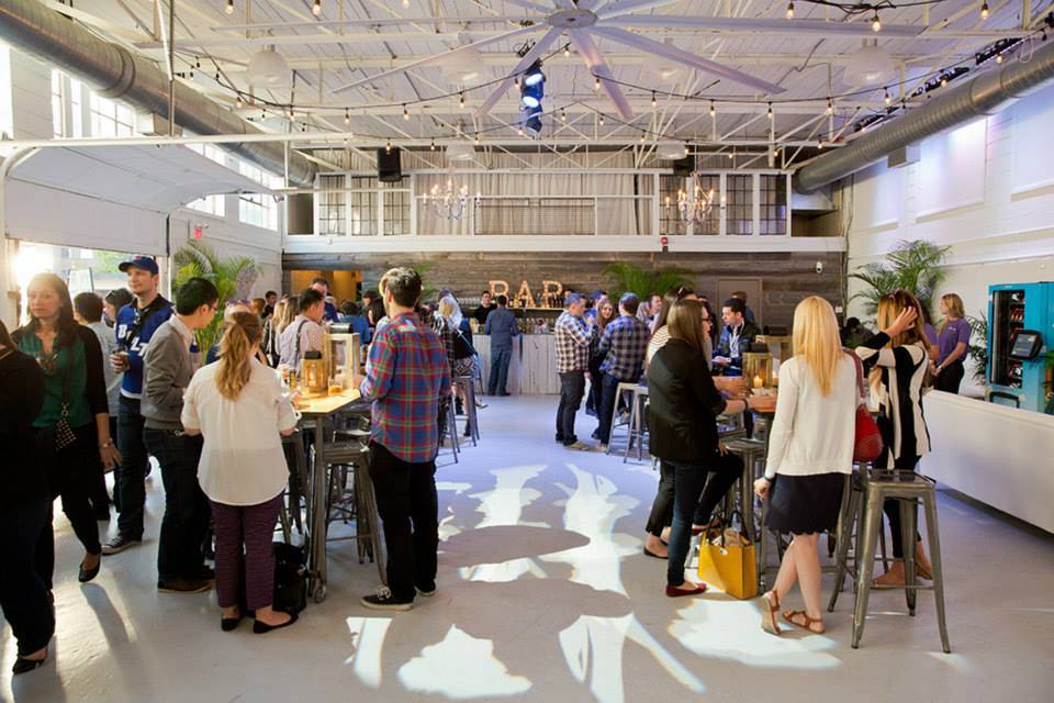 A Wedding & Corporate Event Space in Toronto & GTA by Airship37