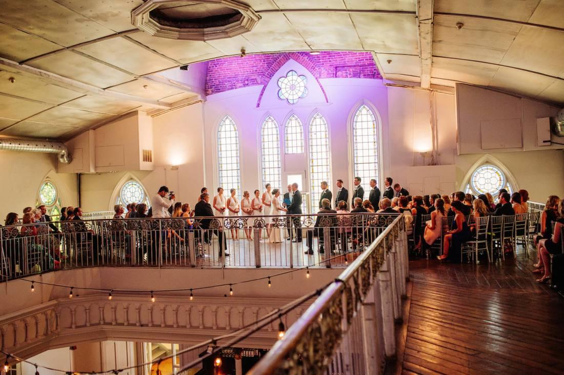 how to prepare a simple church wedding
