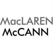 MacLaren McCann logo