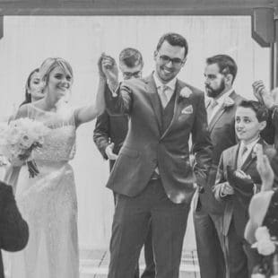 Wedding Couple Berkeley Field House