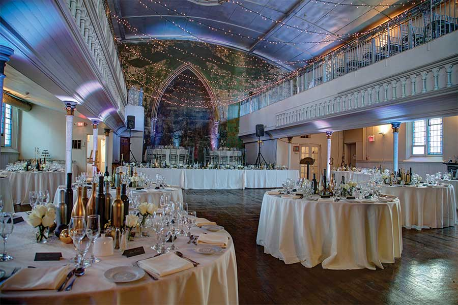 Wedding Venues In Toronto Canada By Berkeley Events