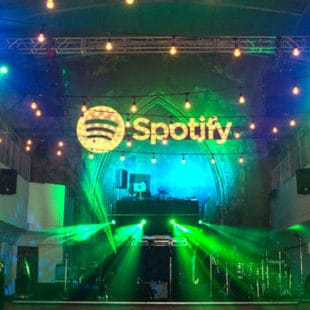 Spotify Event at '1871' Berkeley Church