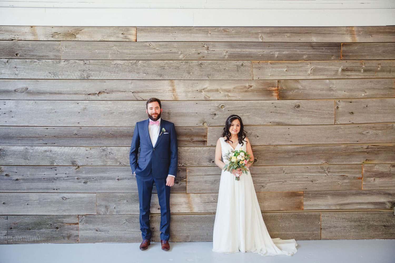 Wedding Couple Airship37 Wall