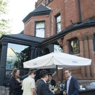 berkeley events - toronto events - outdoor space