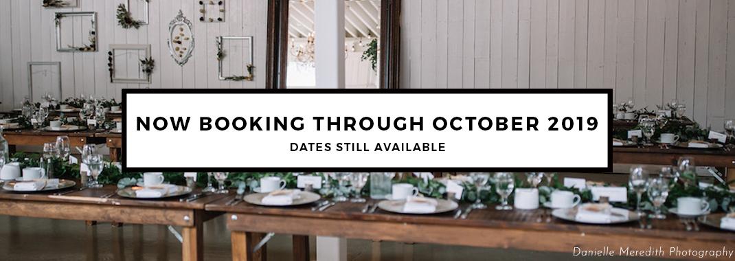 An Outdoor Rustic Wedding Venue In Toronto By Berkeley Field House