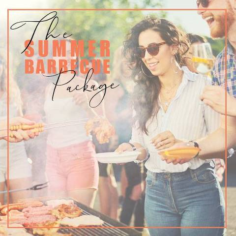 Summer Barbecue Corporate Catering Package Toronto