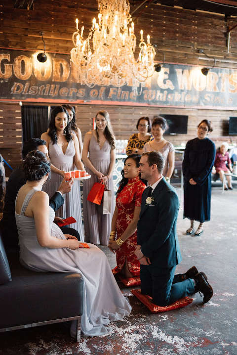 Tea Ceremony at Airship 37