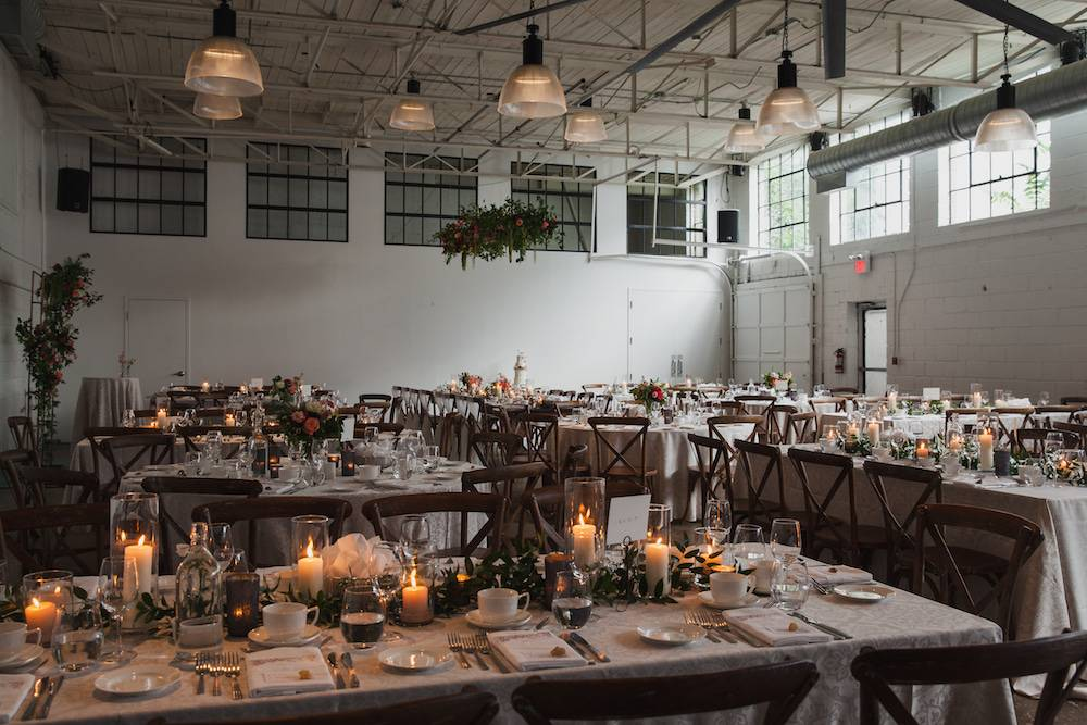 Rustic Wedding Reception Toronto