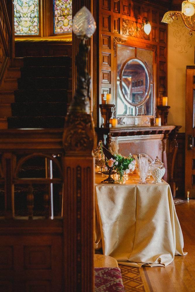 Toronto mansion wedding venue
