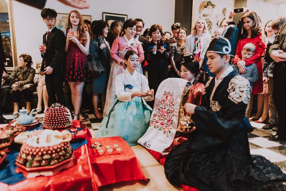 Mongolian themed wedding toronto