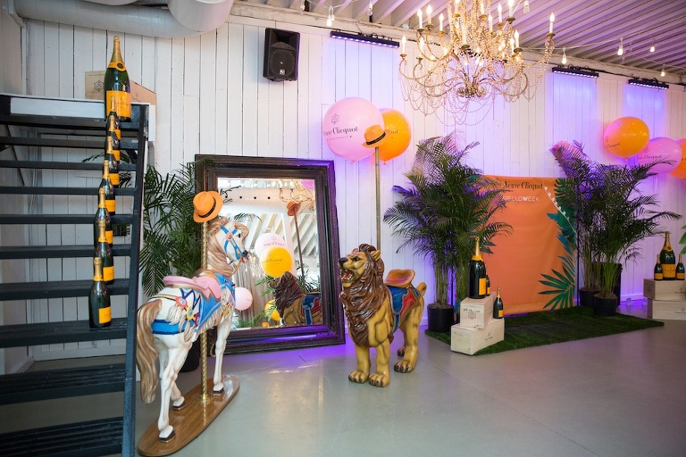 Circus theme product launch toronto