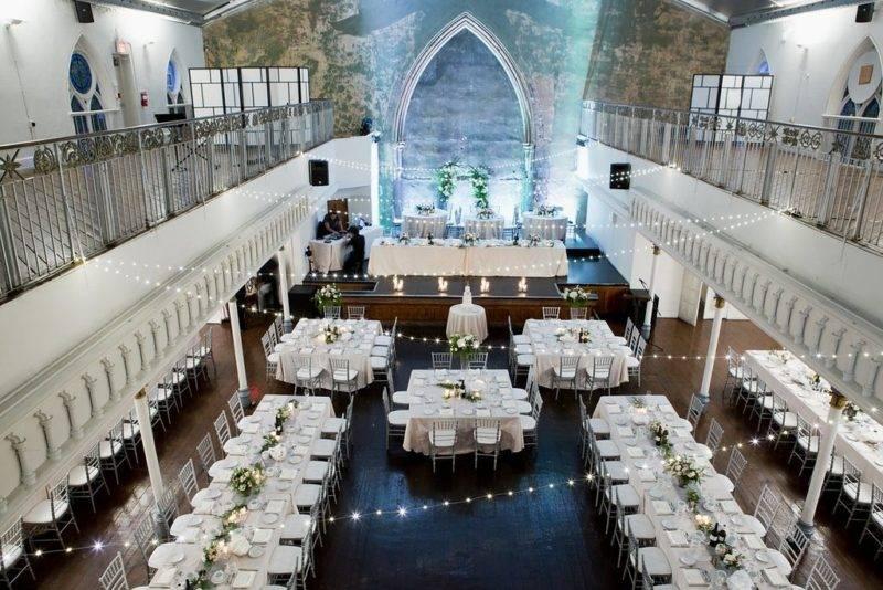 Historic wedding venue downtown toronto