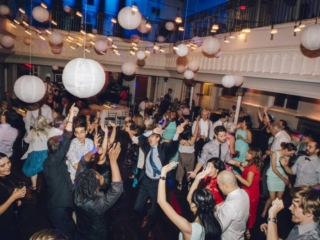 Downtown toronto wedding reception venue