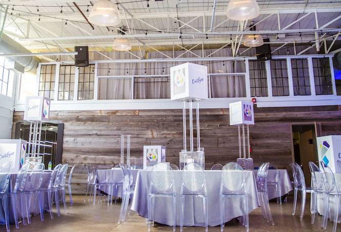 downtown Toronto bar mitzvah event space