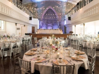 Wedding reception event space downtown toronto