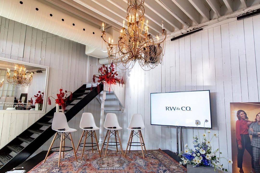 RW & Co product launch Berkeley Fieldhouse 2019