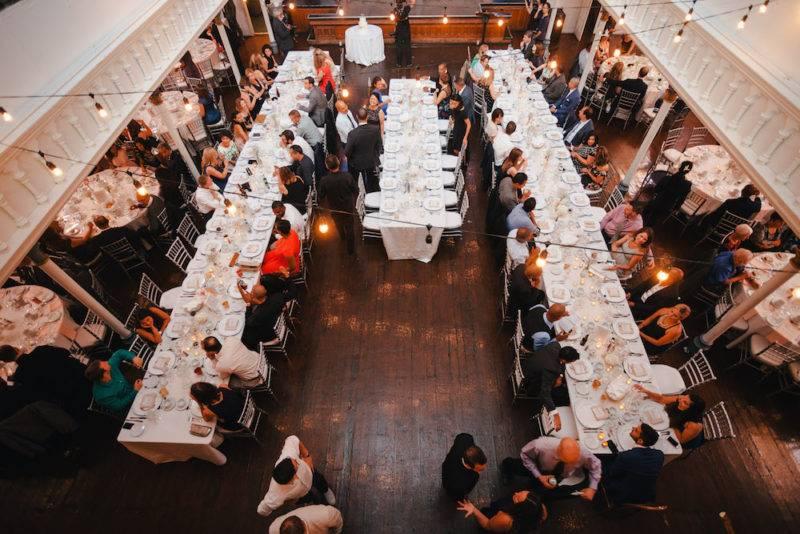 Wedding reception event space toronot