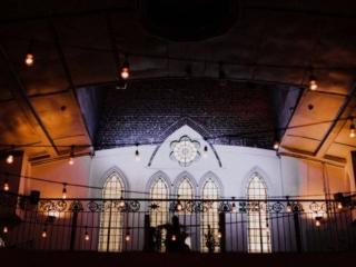 Magical twilight wedding at the berkeley church toronto
